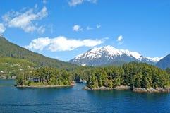 Sitka Alaska Royaltyfri Bild