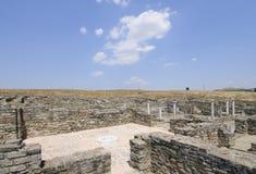 Sito archeologico dello stobi Repubblica Macedone Europa Fotografia Stock