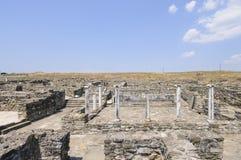 Sito archeologico dello stobi Repubblica Macedone Europa Immagine Stock