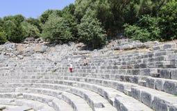 Sito archeologico di butrint Albania Europa Fotografia Stock