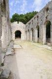 Sito archeologico di butrint Albania Europa Immagine Stock Libera da Diritti