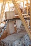 Sito archeologico di Gobekli Tepe Fotografia Stock Libera da Diritti