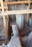 Sito archeologico di Gobekli Tepe Immagine Stock