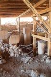 Sito archeologico di Gobekli Tepe Immagine Stock Libera da Diritti