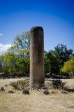 Sito archeologico di Mitla Immagine Stock
