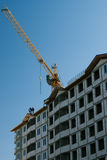 Sito in costruzione Fotografie Stock