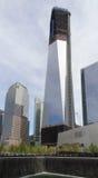 Sito del World Trade Center Fotografie Stock Libere da Diritti