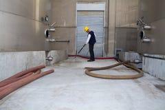 Sito di industriale di lavaggio Fotografia Stock Libera da Diritti