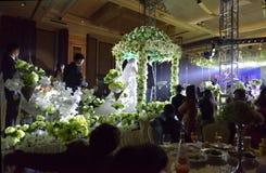 Sito di nozze Immagine Stock