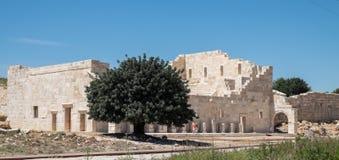 Sito di Patara Archaelogical Immagine Stock