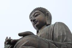Sito di pellegrinaggio di Lantau Fotografia Stock Libera da Diritti