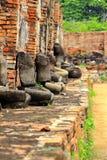 Sito storico Fotografia Stock
