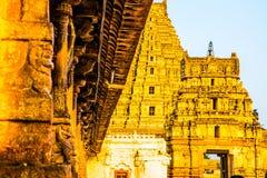 Sito storico di Hampi, India Fotografia Stock