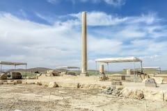 Sito storico 04 di Pasargad fotografia stock
