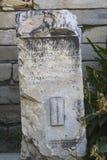Sito storico di St John Fotografia Stock Libera da Diritti