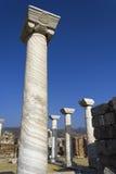 Sito storico di St John a Smirne Fotografia Stock Libera da Diritti