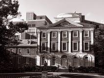 Sito storico Filadelfia dell'ospedale della Pensilvania Fotografia Stock