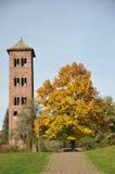 Sito storico Hirsau dell'abbazia Fotografie Stock