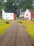 Sito storico nazionale della fornace di Hopewell Fotografia Stock Libera da Diritti