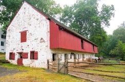 Sito storico nazionale della fornace di Hopewell Immagine Stock Libera da Diritti