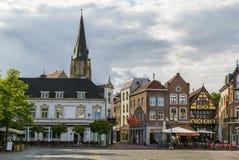 Sittard-Geleen, die Niederlande lizenzfreie stockfotos