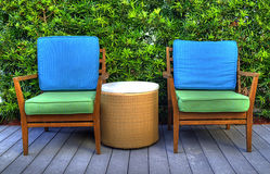 Sitting Area Stock Images