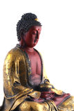Sitting buddha. Stock Photo