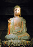 Sitting buddha Stock Images