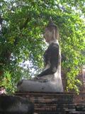 Sitting Buddha Stock Photography