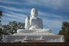 Sitting Buddha image Stock Image