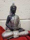 Sitting Buddha royalty free stock photo
