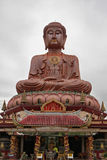 Sitting Giant Buddha Royalty Free Stock Photo