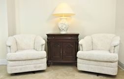Sitting nook Stock Photography