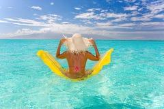 Sitting paradise Stock Image