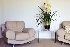 Sitting room Royalty Free Stock Photography