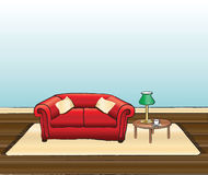 Sitting room Royalty Free Stock Photos