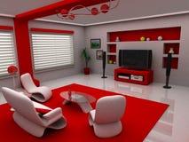 Sitting-room Royalty Free Stock Image