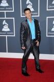 A situação nos 52nd Grammy anuais - as chegadas, grampos centram-se, Los Angeles, CA 01-31-10 Foto de Stock Royalty Free