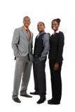 Situación de las personas del asunto del afroamericano Foto de archivo libre de regalías
