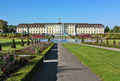 Ludwigsburg Palace,Germany Stock Photography