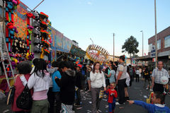 Situation in Cabramatta Moon Festival Stock Photography
