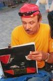 sity οδός καλλιτεχνών ΚΑΠ Στοκ φωτογραφίες με δικαίωμα ελεύθερης χρήσης