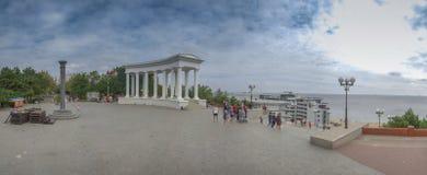 Sity de Chernomorsk près d'Odessa, Ukraine Images libres de droits