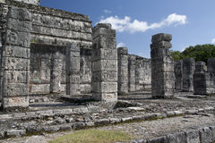 Sity de Maya Photo stock
