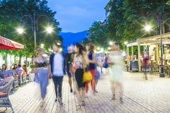 Sity de Sofia photographie stock libre de droits