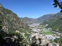 Sity della montagna Fotografia Stock Libera da Diritti
