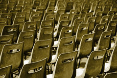 Sitze Lizenzfreie Stockfotos