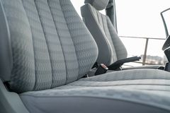 Sitze des Autos Stockbilder