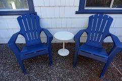 Sitze für zwei Stockbild