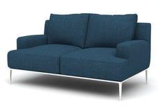 2-Sitze- Sofa B&B Italien Jean Stockbilder